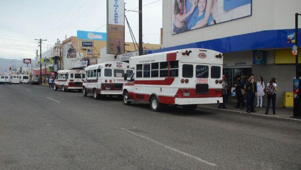 Incumple transporte con estudio técnico
