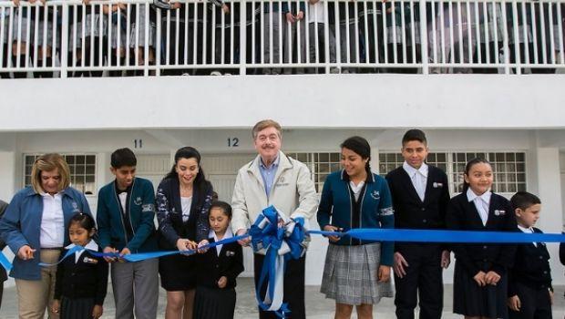 Invierte Estado más de mil mdp en infraestructura escolar, cultural y deportiva