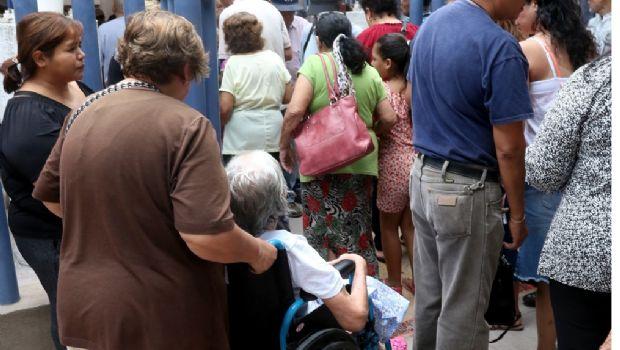 Sufren adultos mayores de maltrato y abandono
