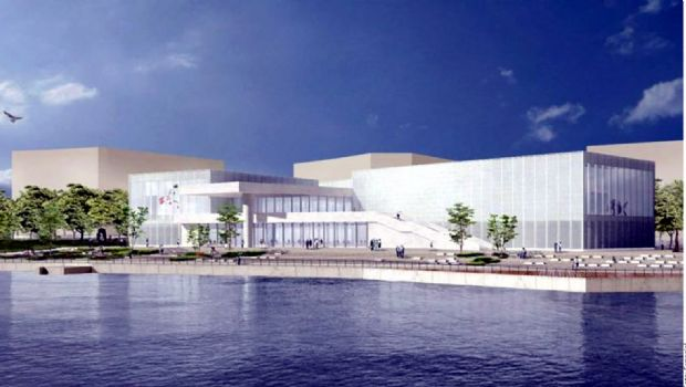 Confirman Centro Pompidou en China