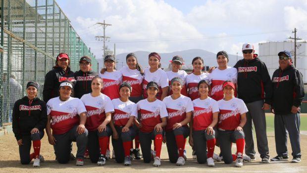 Avanza Ensenada a Regional de softbol