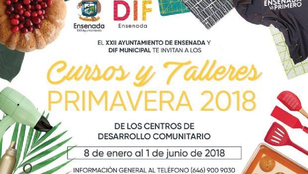 DIF Municipal dará inicio con cursos y talleres en los Centros de Desarrollo