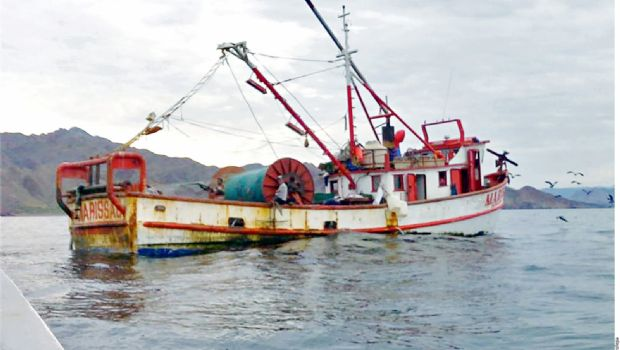 Dejan a pescadores del golfo a su suerte
