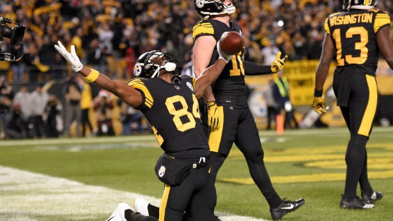 Steelers buscan solventar reto titánico ante Saints