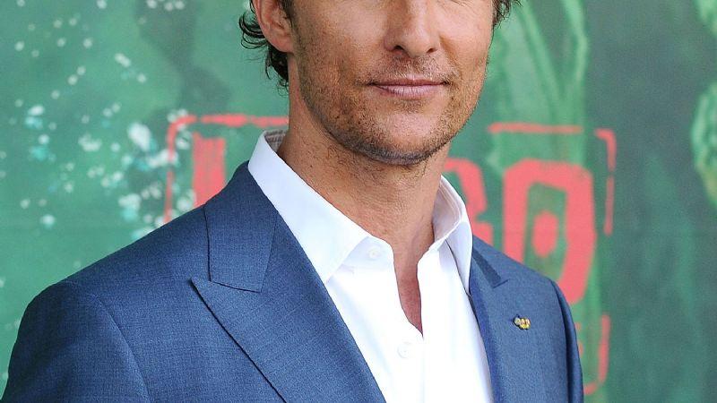 McConaughey es el acto...