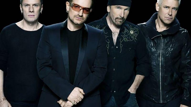 U2 y Coldplay las bandas mejor pagadas