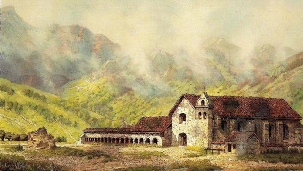 Misiones de las Californias XLVII: Misión de Santa Inés