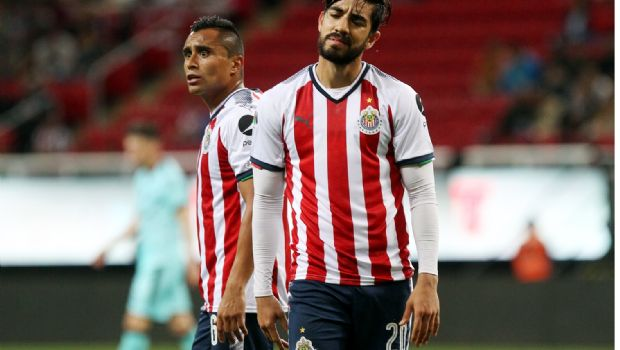 Unas Chivas sin  alma en Liga MX