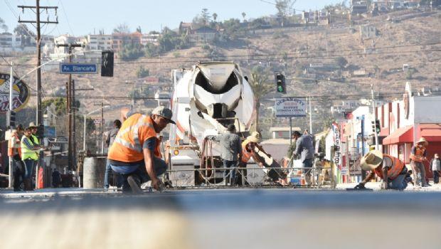 Avanza Gobierno Municipal con Pavimentación de Concreto Hidráulico