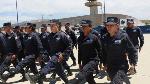 Ingresan 168 cadetes a capacitación policial