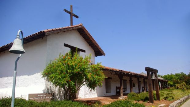 Misiones de las Californias XLIX: Misión de San Francisco Solano