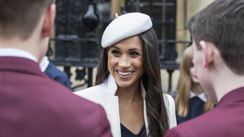 """Secuestra"" ejercito a Meghan Markle"