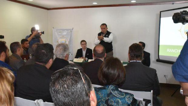 Participa alcalde de Ensenada en presentación de proyecto inmobiliario Rancho Costa Verde