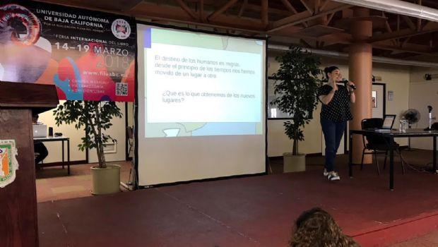 Diversión y aprendizaje en la FIL UABC