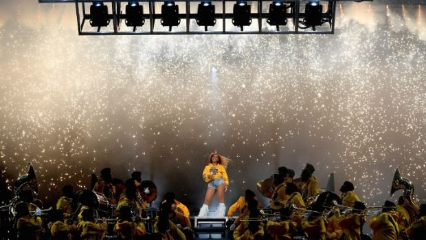 Queen Bey conquista Coachella