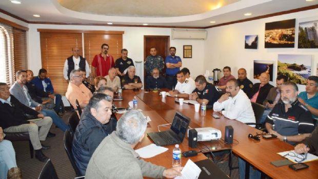 Inician reuniones  por la Baja 500