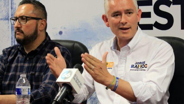 Presenta Jorge Ramos balance del primer mes de campaña