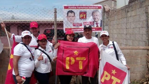 Va Armando Reyes a legislar por las familias de la colonia Durango