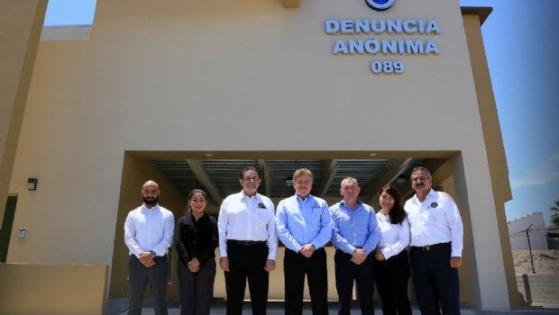 Constata gobernador Francisco Vega alcances de denuncia a través del 089