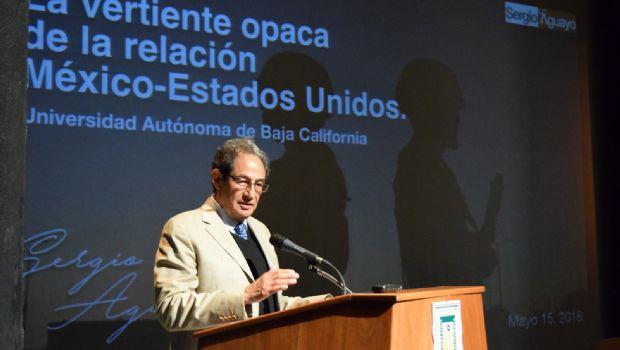 'Es opaca seguridad entre México y EU'