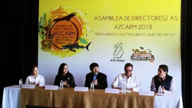 Realizan asamblea sobre zoológicos y acuarios de México