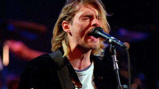 Guitarra de Cobain... ¡para ex yerno!