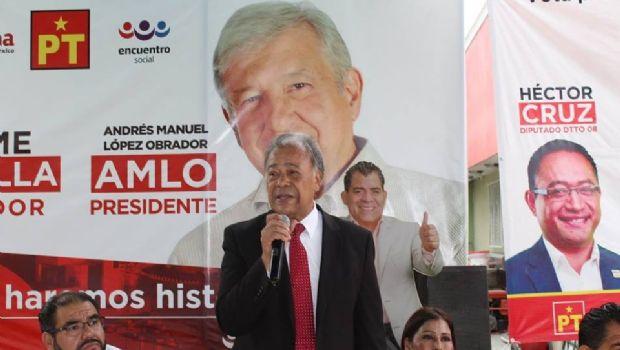 Agradecen fortaleza y unión del PT con dirigencia de Alberto Anaya