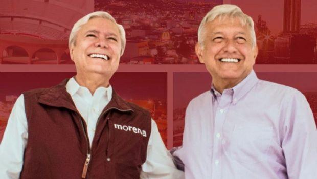 """AMLO """"cargó pilas"""" en Ensenada"""