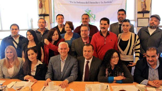 Presenta Jorge Ramos propuestas de Seguridad, Infraestructura y Justicia Hacendaria