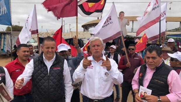 Acosa la inseguridad en Maneadero: Bonilla