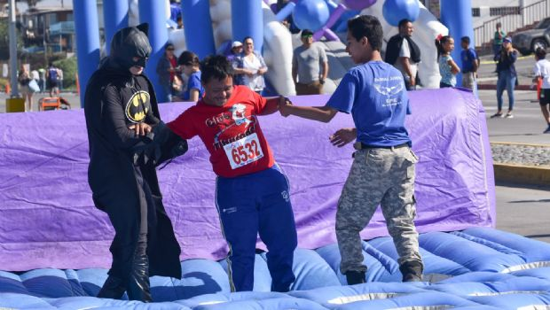Gozan 'fiesta' en Circuito Primera Dama