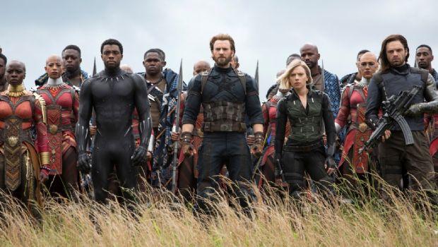Supera Infinity War los 2 mil mdd