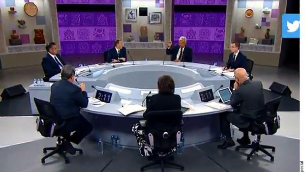 Centran debate en corrupción