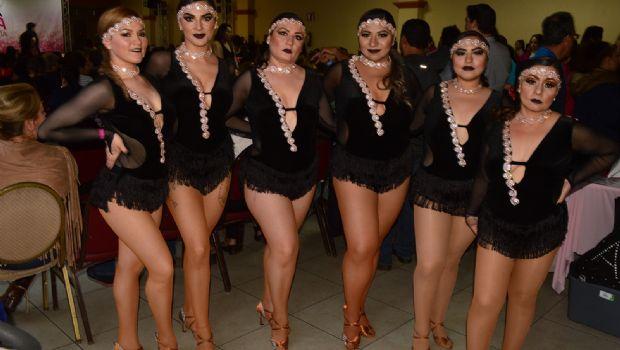Demuestran talento en danza