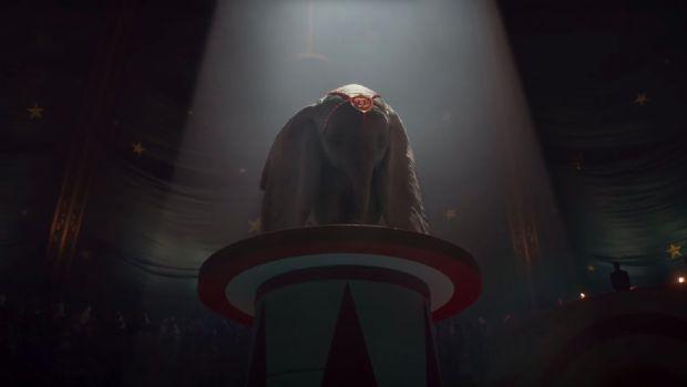 Estrena Disney avance de Dumbo