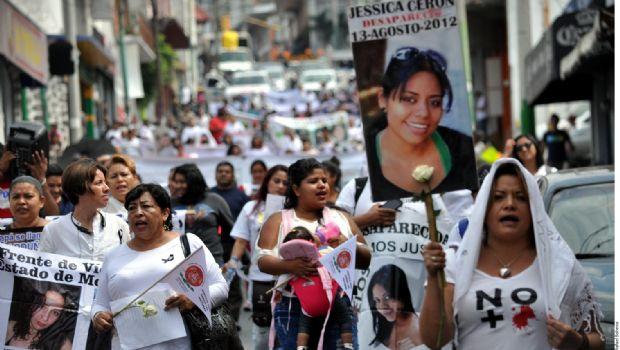 Ve ONU foco rojo en desapariciones
