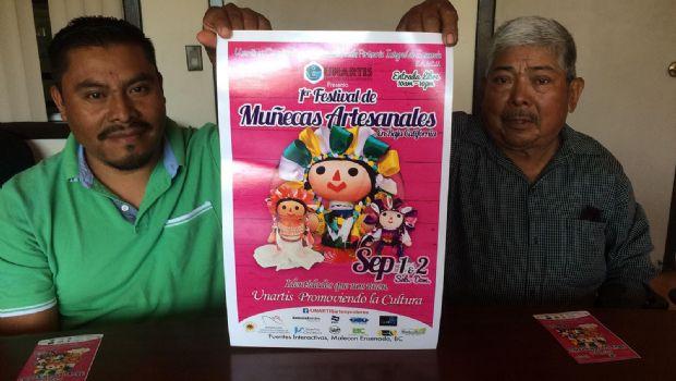 Realizarán artesanos festival de muñecas