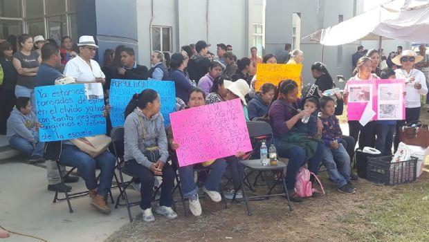 Suspenden actividades en escuelas  federales de Ensenada por protesta