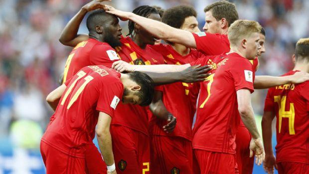 Bélgica goleó 3-0 a Panamá
