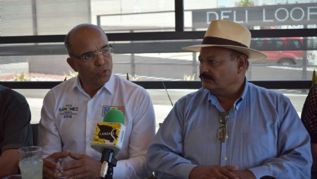 Respaldan cenecistas a candidatos de la Coalición Por México al Frente