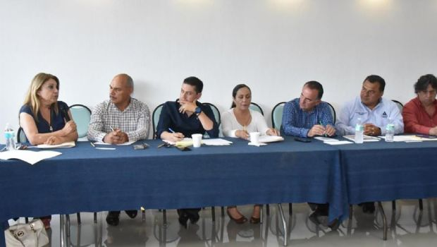 Concretan acuerdos Canaco y Municipio