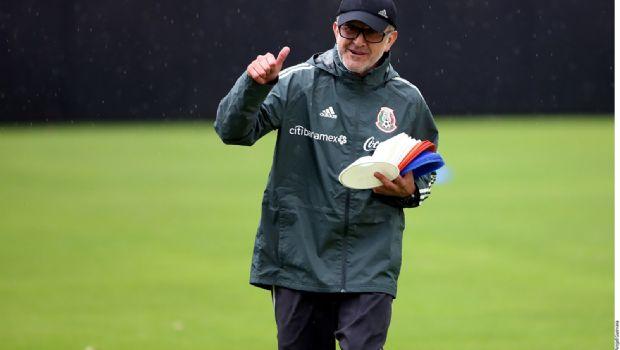 Todo indica que Osorio no renovará con el Tri