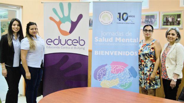 Previenen bullying Educeb y HSMT