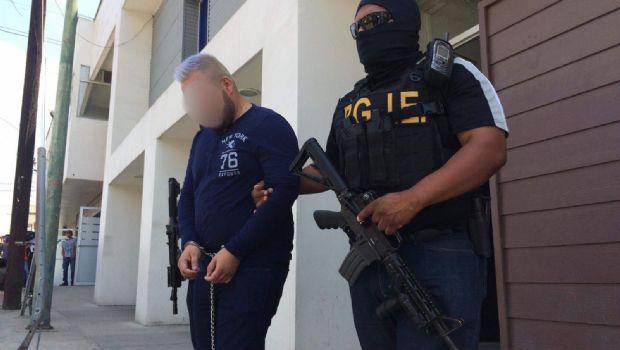 Capturan a presunto líder de asaltantes de cuentahabientes