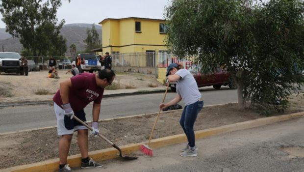Realiza Gobierno Municipal séptima jornada de limpieza