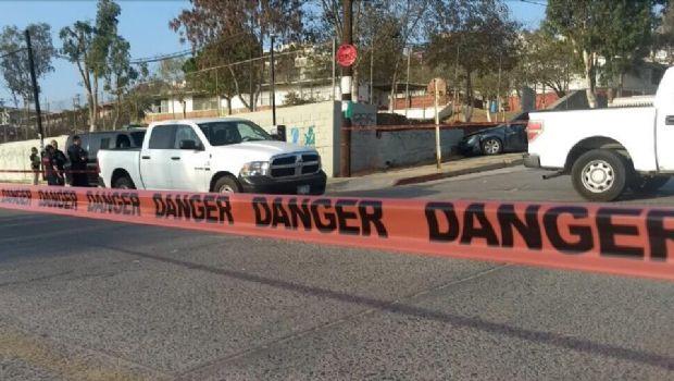 Asesinan a hombre junto a escuela primaria