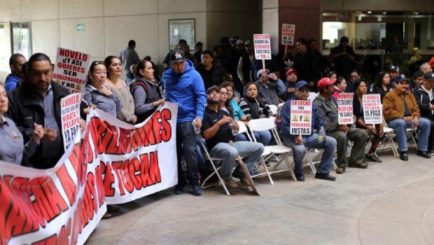 Hoy habrá reunión entre sindicato  y Ayuntamiento en torno a huelga