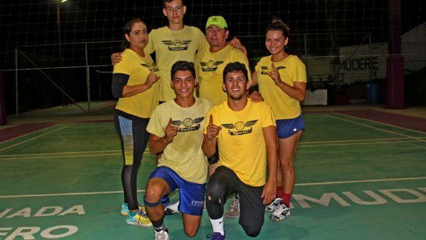 Alzan Figueroa's campeonato