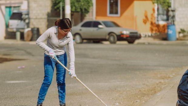 Residentes de Los Encinos tendrán Jornada de Limpieza