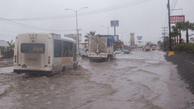 Prevención y no alarma ante las lluvias intensas